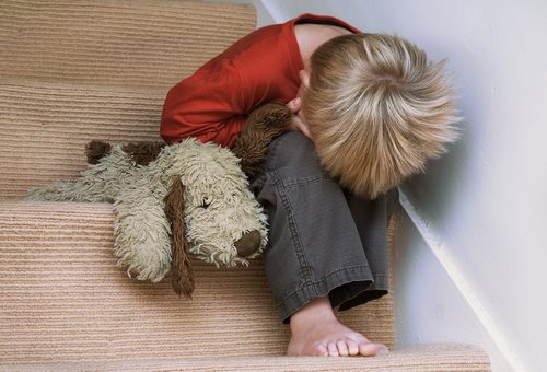 Identifying the Effects of Child Abuse